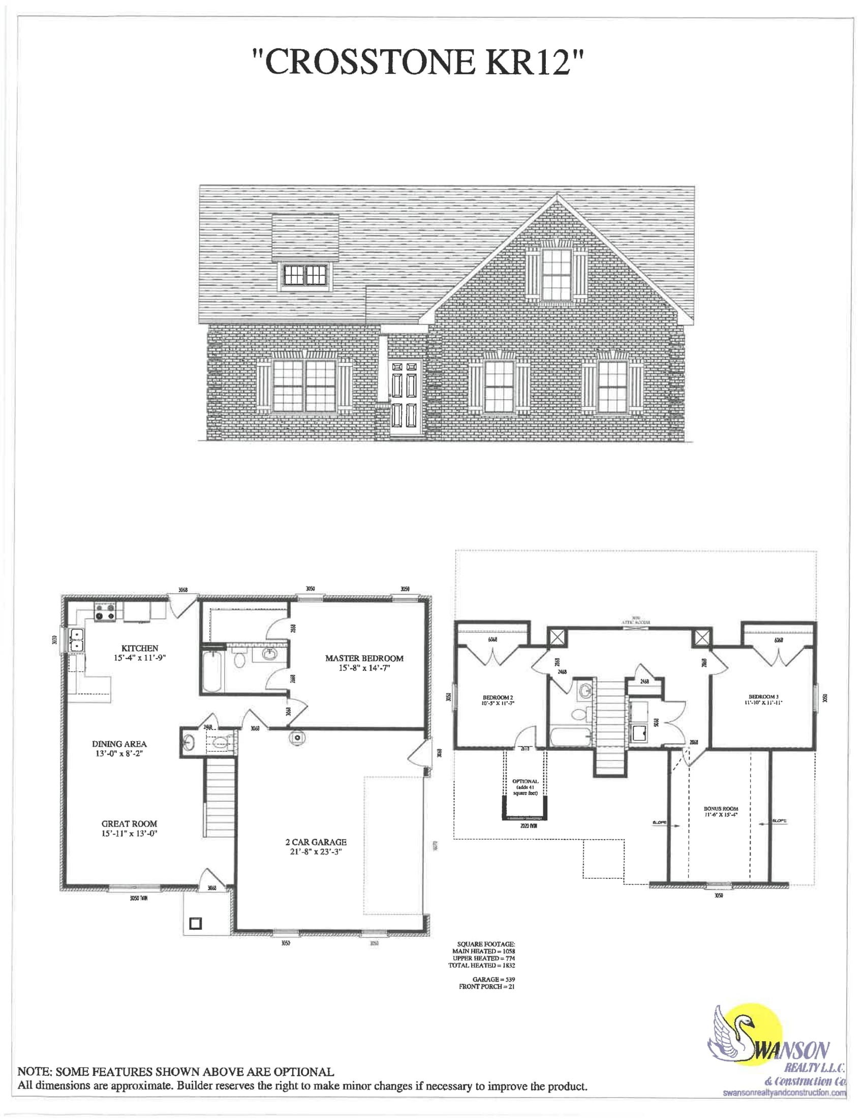 Crosstone 12 Optional Sales Rendering 1