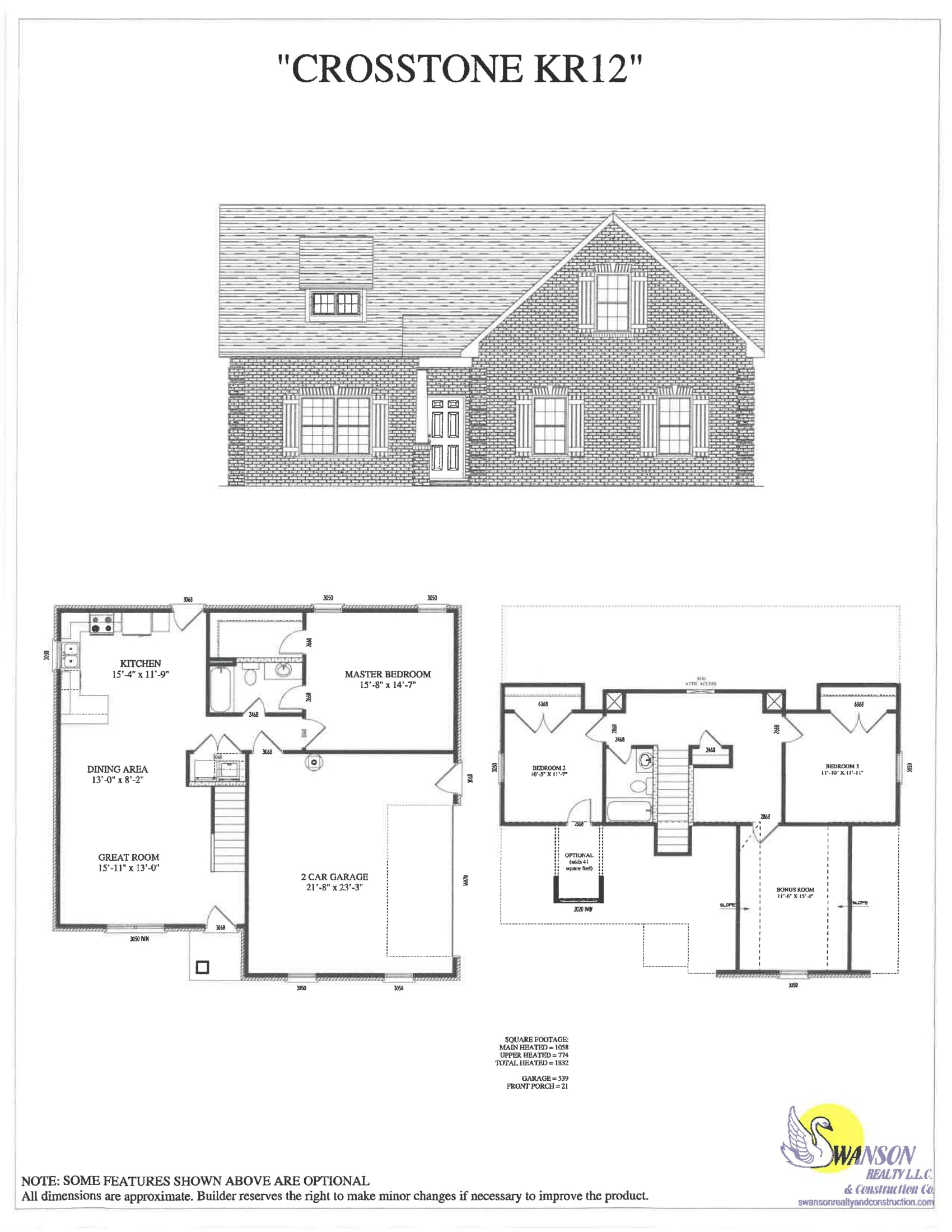 Crosstone 12 Sales Rendering 1