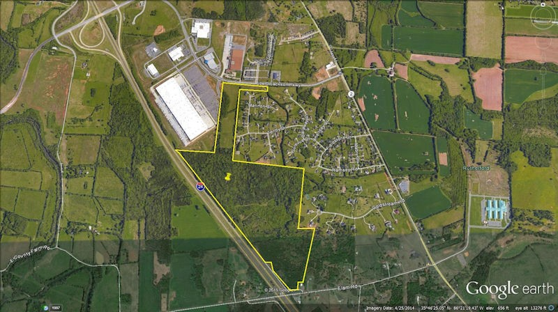 Developer Swanson Offers Prime Land in Fast Growing Rutherford County