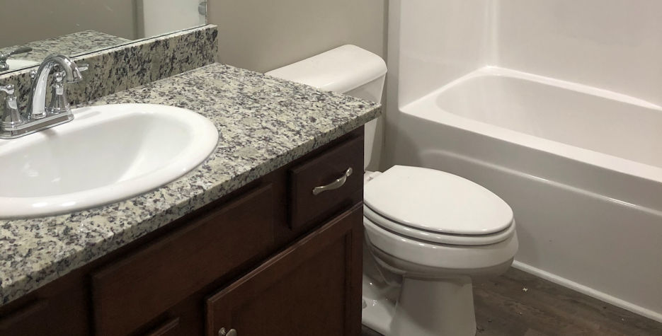South Rutherford Woods Subdivision - Bathroom