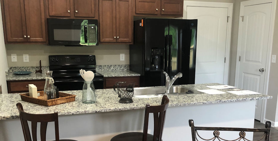 South Rutherford Woods Subdivision - Kitchen / Dining